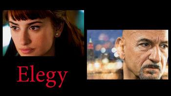 Netflix box art for Elegy