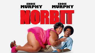 Netflix box art for Norbit