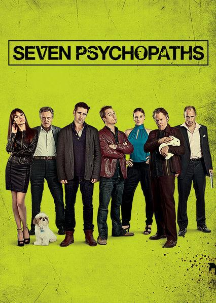 Seven Psychopaths Netflix BR (Brazil)