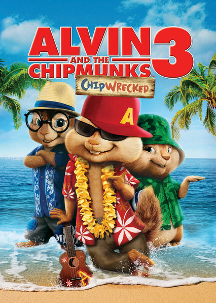 Alvin and the Chipmunks: Chipwrecked Netflix BR (Brazil)