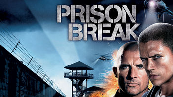 Netflix box art for Prison Break - Season 1