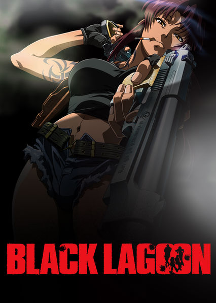 Black Lagoon Netflix UK (United Kingdom)