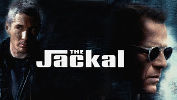 Netflix box art for The Jackal