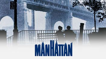 Netflix box art for Manhattan