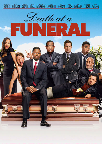 Death at a Funeral Netflix BR (Brazil)