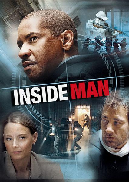 Inside Man Netflix BR (Brazil)