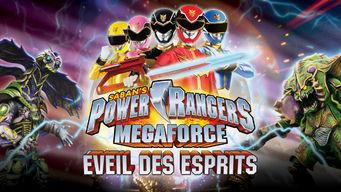 Power Rangers Megaforce : Éveil des esprits