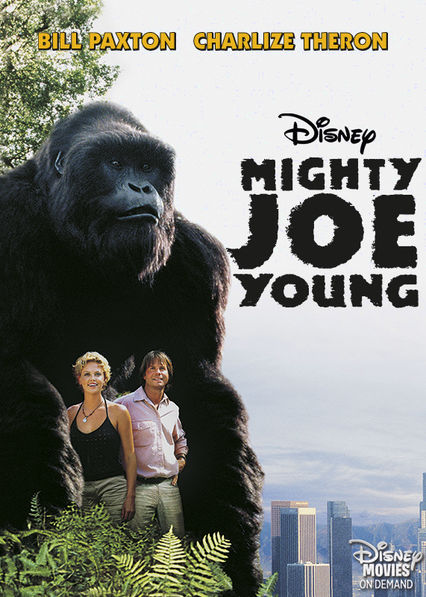 Mighty Joe Young Netflix DO (Dominican Republic)