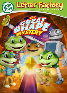 LeapFrog: Great Shape Mystery