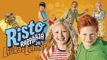 Risto Räppääjä ja liukas Lennart