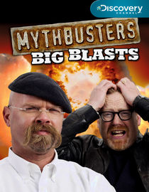 MythBusters: Big Blasts Collection: Exploding Port-a-Potty