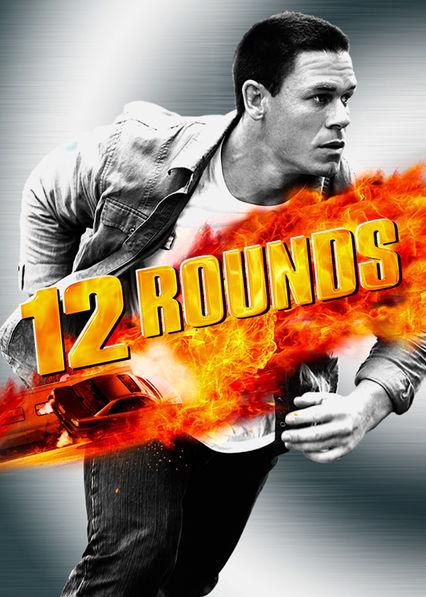 12 Rounds Netflix BR (Brazil)