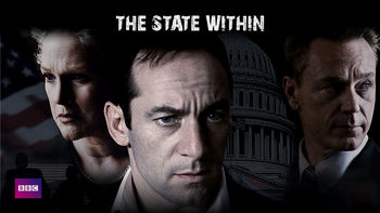 Netflix box art for The State Within - Season 1