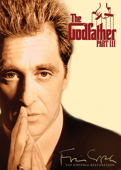 The Godfather: Part III Netflix BR (Brazil)
