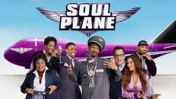 Netflix box art for Soul Plane