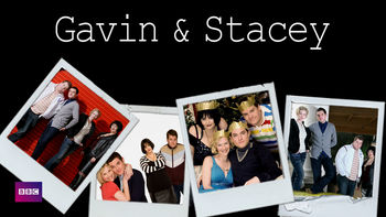 Netflix box art for Gavin & Stacey - Season 1