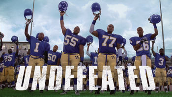 Netflix box art for Undefeated
