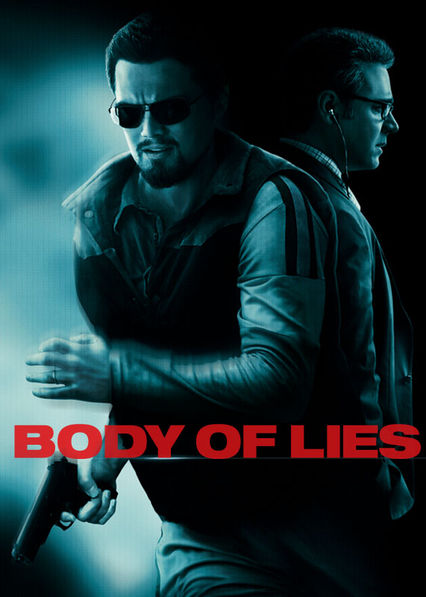 Body of Lies Netflix PA (Panama)