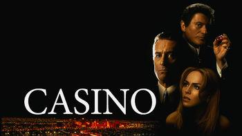 Netflix box art for Casino
