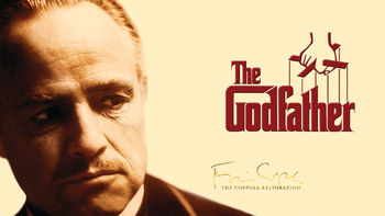 Netflix box art for The Godfather