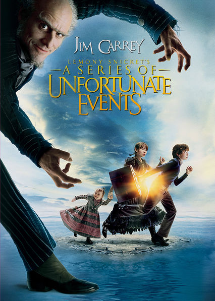 Lemony Snicket's A Series of Unfortunate Events Netflix AR (Argentina)