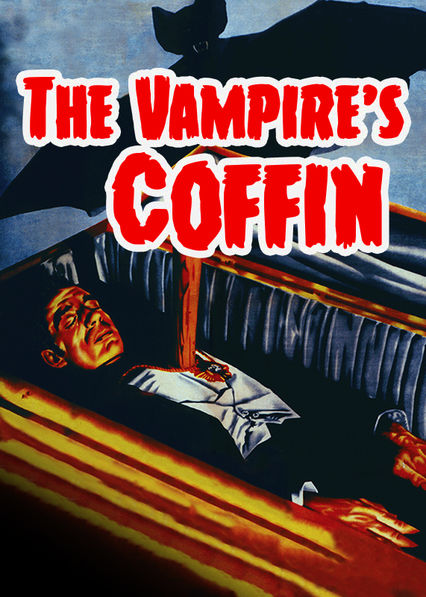 The Vampire's Coffin Netflix EC (Ecuador)