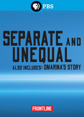 education in america separate and unequal Separate and unequal frontline examines what's behind the growing racial divide in american schools separate and unequal – transcript comments from the judges.