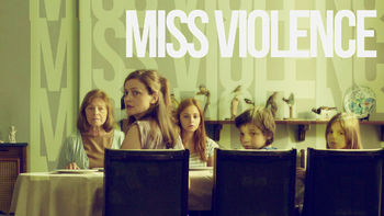 Netflix box art for Miss Violence