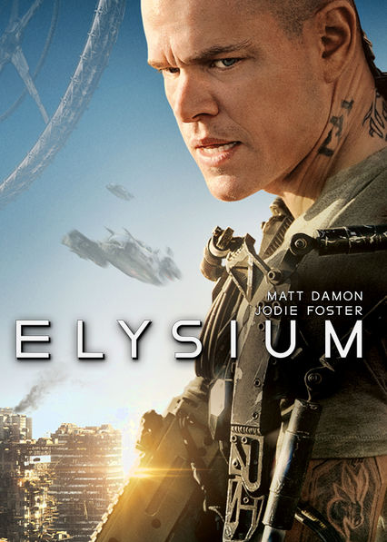 Elysium Netflix KR (South Korea)