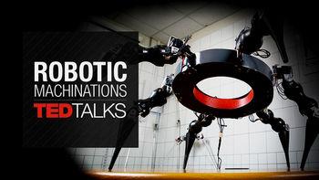Netflix box art for TEDTalks: Robotic Machinations - Season 1