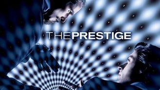 The Prestige (2006) on Netflix in Canada