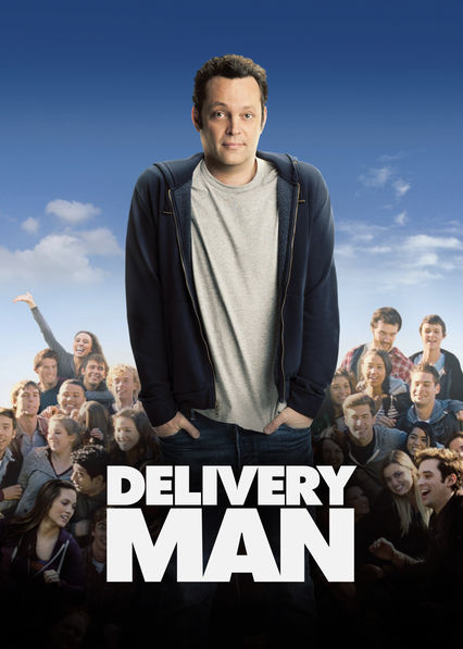 Delivery Man Netflix BR (Brazil)