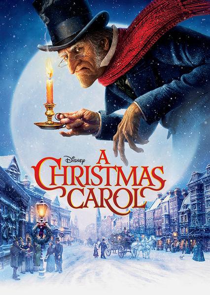 A Christmas Carol Netflix BR (Brazil)