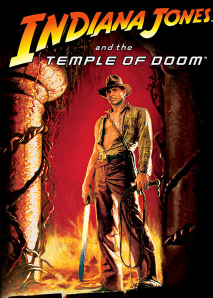 Indiana Jones and the Temple of Doom Netflix BR (Brazil)
