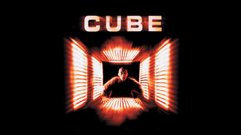 Netflix box art for Cube