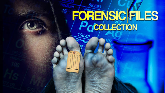 Netflix Box Art for Forensic Files - Collection 1