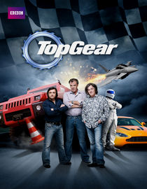 Top Gear: Series 16: Middle East Special