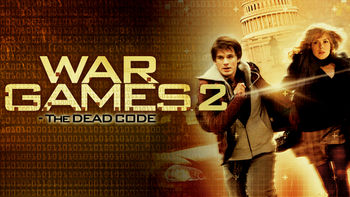 Netflix box art for WarGames: The Dead Code