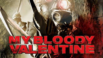 My Bloody Valentine (2009) on Netflix in the USA