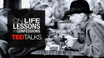 Netflix box art for TEDTalks: On Life's Lessons & Confessions - Season 1