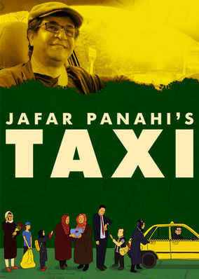 Box art for Jafar Panahi's Taxi