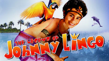 Netflix box art for The Legend of Johnny Lingo