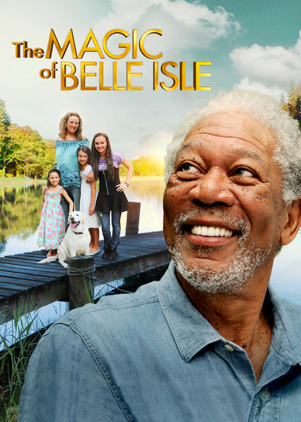 The Magic of Belle Isle Netflix BR (Brazil)