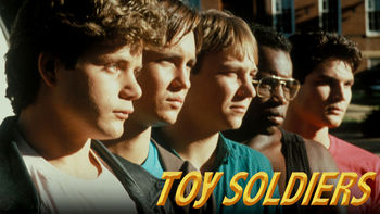 Netflix box art for Toy Soldiers
