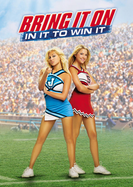 Bring It On: In It to Win It Netflix AU (Australia)
