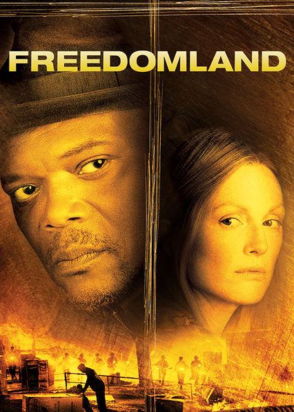 Freedomland Netflix MX (Mexico)