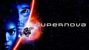 Netflix box art for Supernova