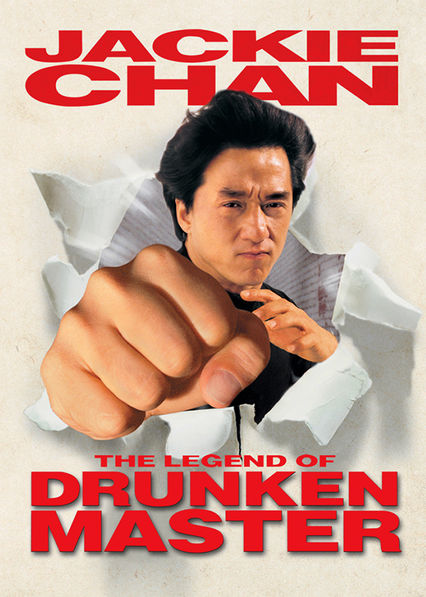 The Legend of Drunken Master Netflix UK (United Kingdom)