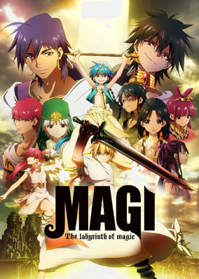 Magi: The Labyrinth of Magic - Season 1