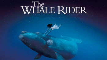 Netflix box art for Whale Rider